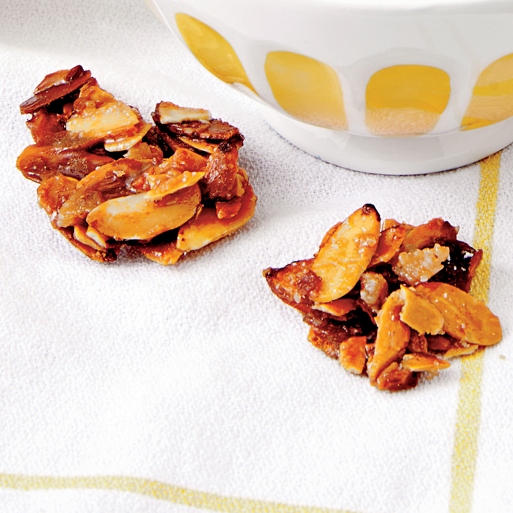 Salted Candied Almonds Recipe | MyRecipes