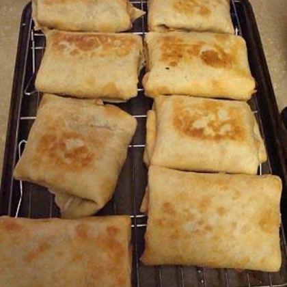 baked chicken chimichangas recipe myrecipes
