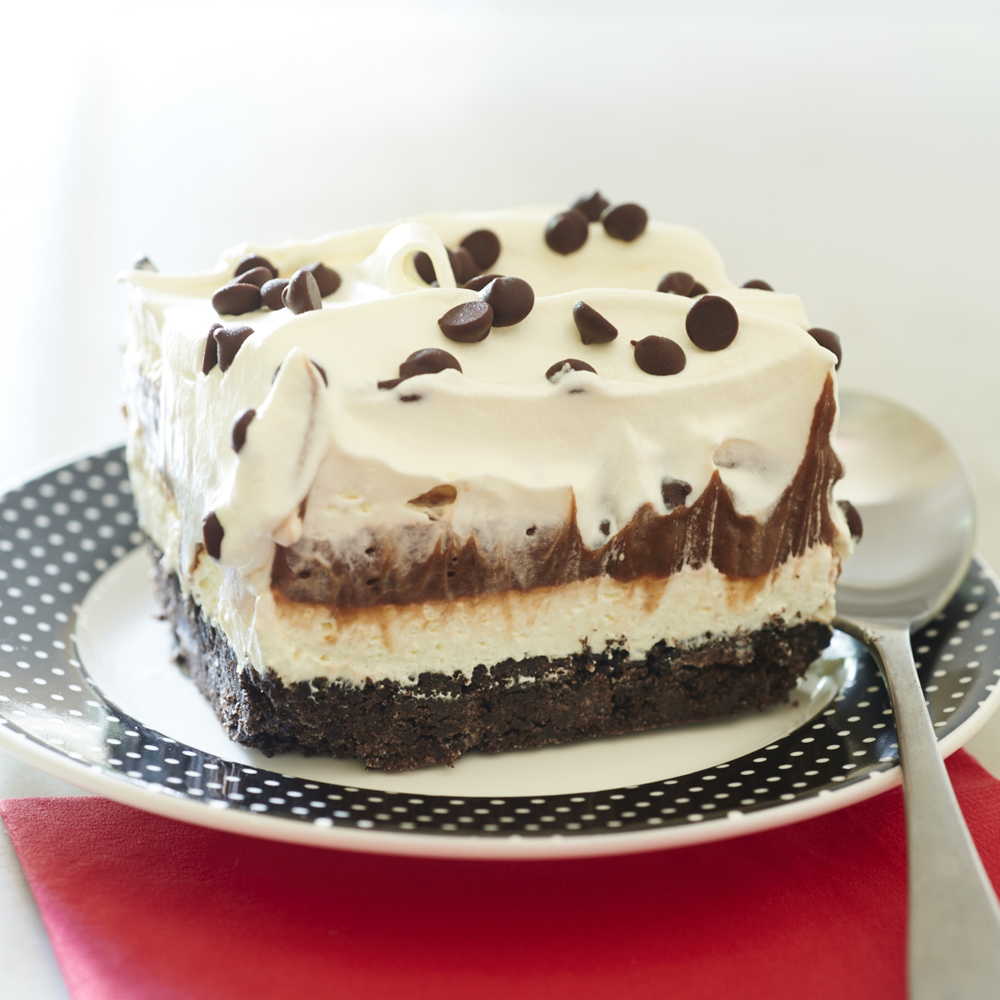 mr-Chocolate Lasagna Image