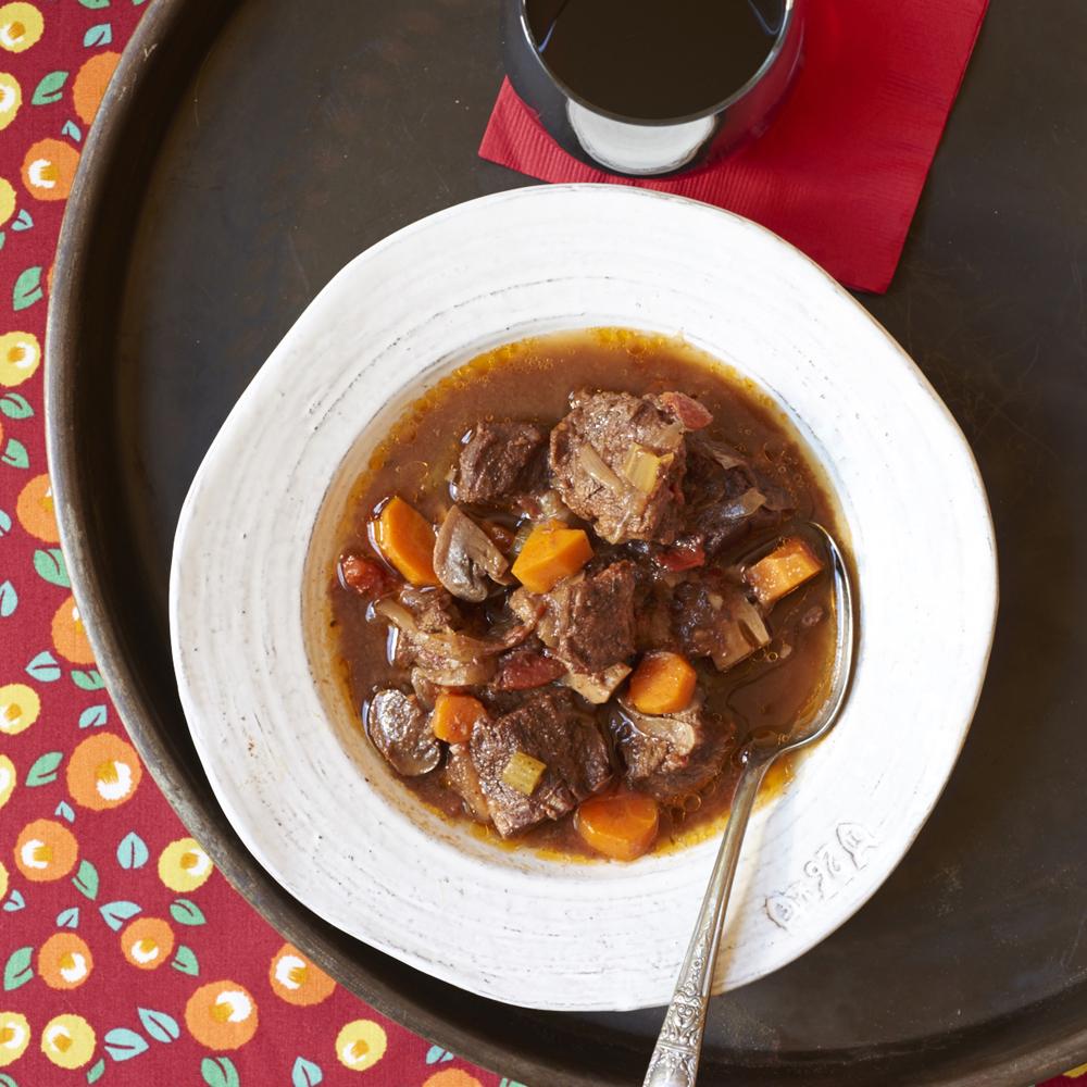 Crock Pot Beef Stew Recipe Myrecipes