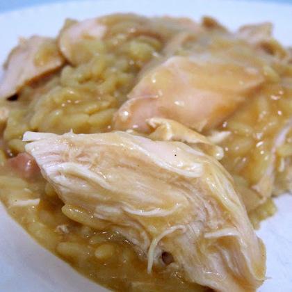Crock Pot Chicken & Gravy