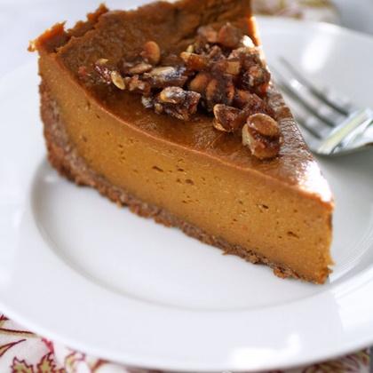 Gluten-Free Pumpkin Pie & Gluten-Free Coconut-Pecan Crust Recipe ...