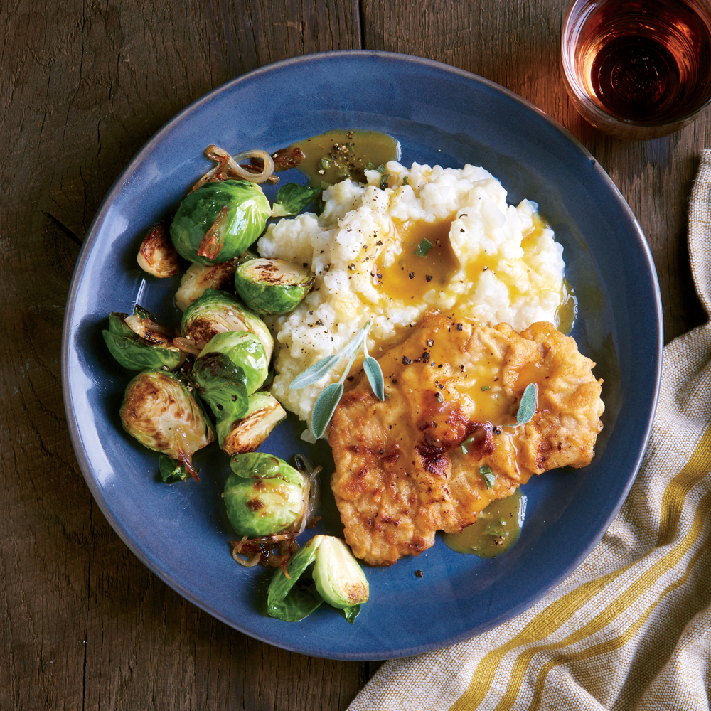Superfast Pork Chop Suppers