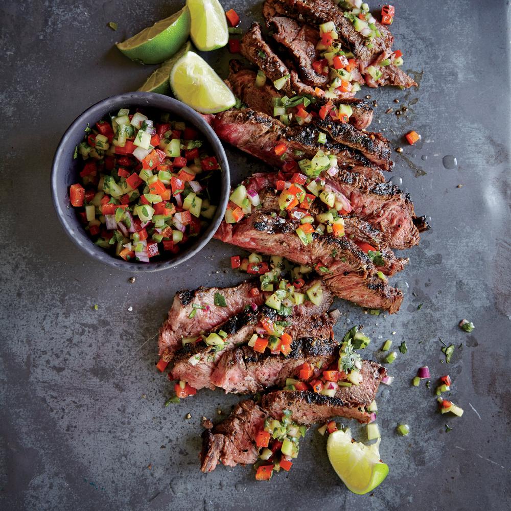 Mojo Flat Iron Steak