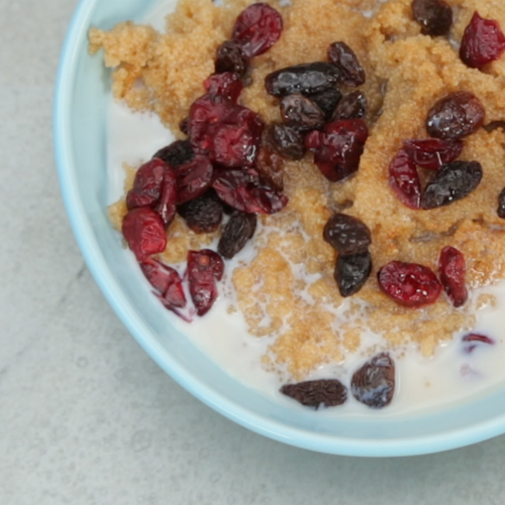Amaranth Oatmeal