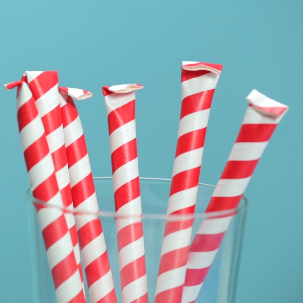 <p>DIY Pixie Sticks</p>