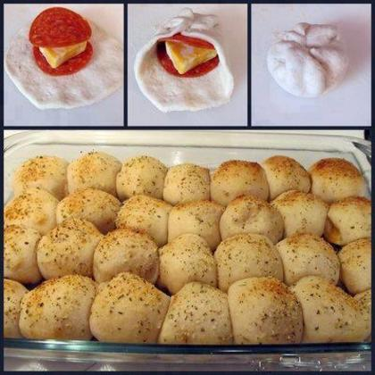 Pizza Balls Recipe Myrecipes