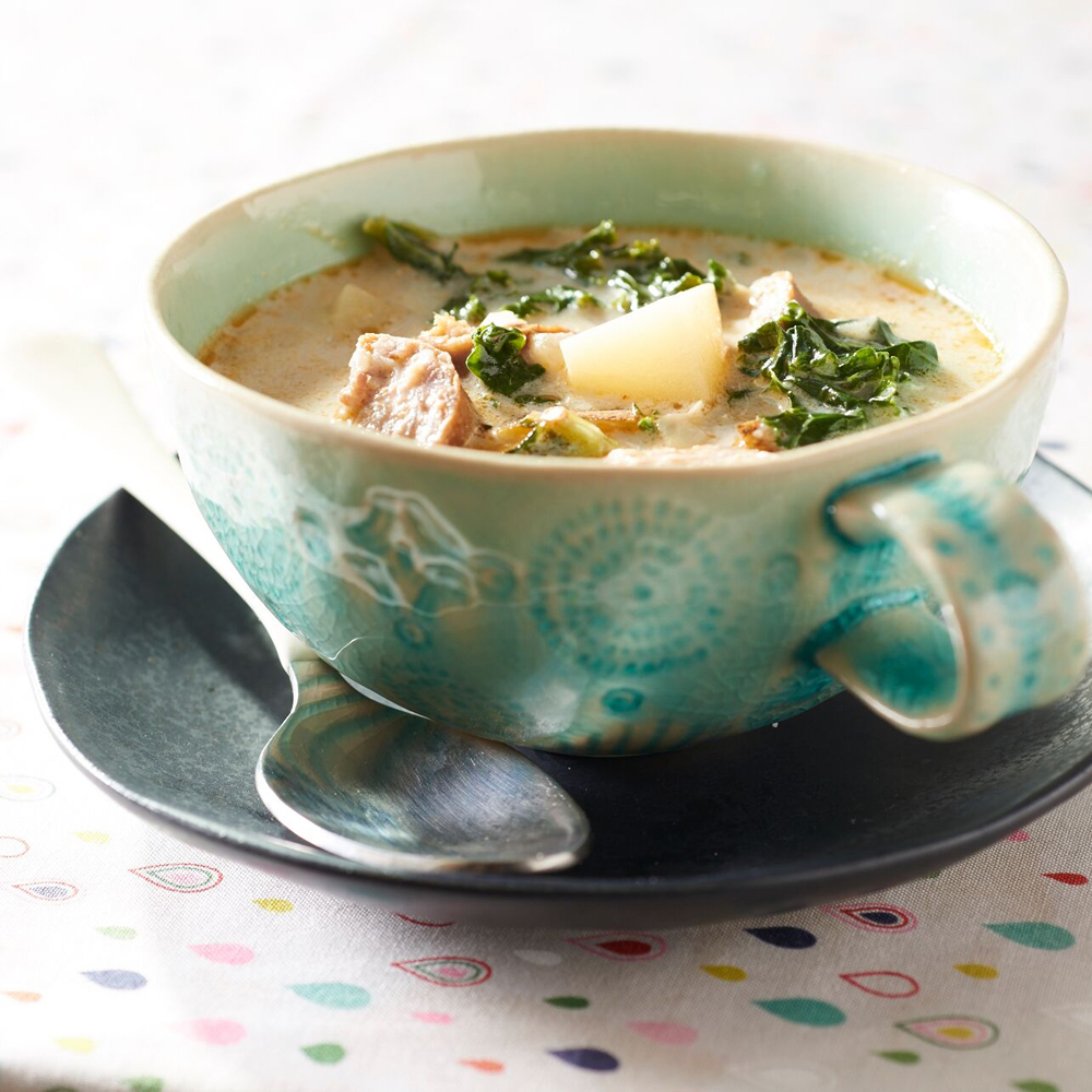 Zuppa Toscana (Better than Olive Garden!) Recipe | MyRecipes