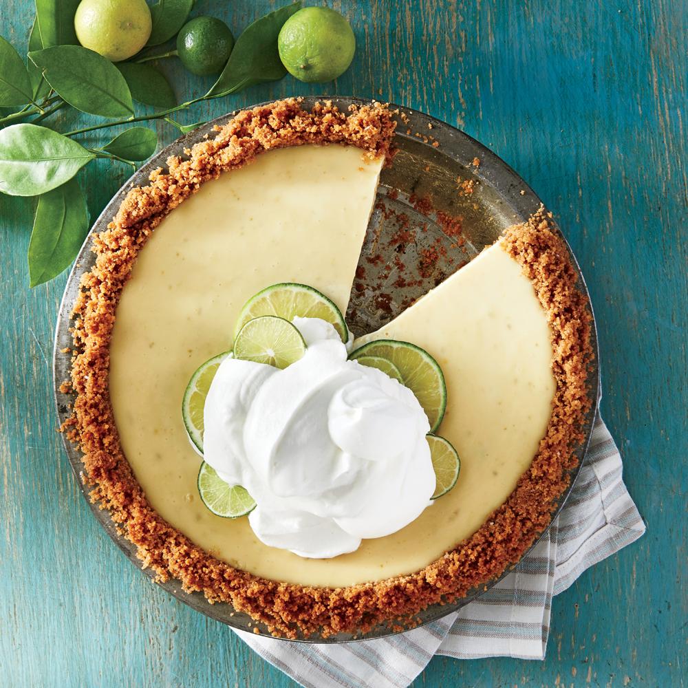Foolproof Key Lime Pie