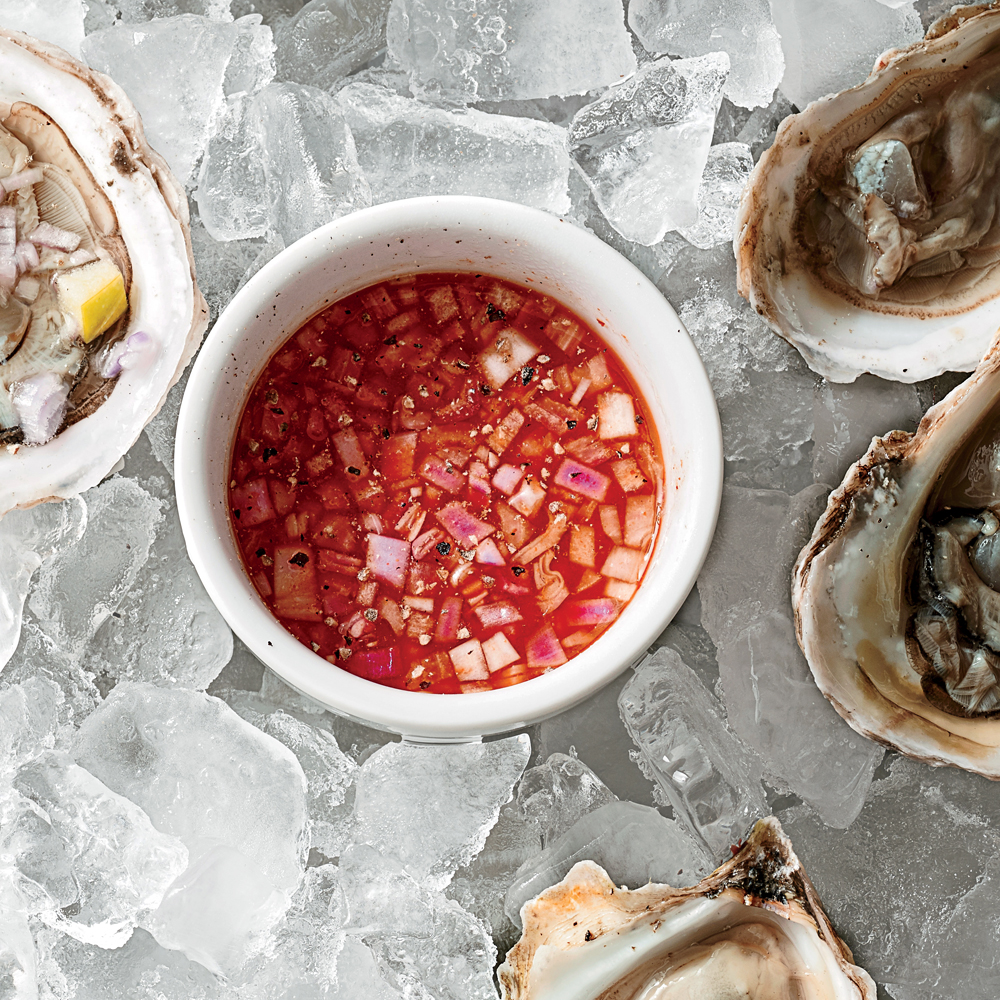 Hot Mignonette Sauce Recipe Myrecipes
