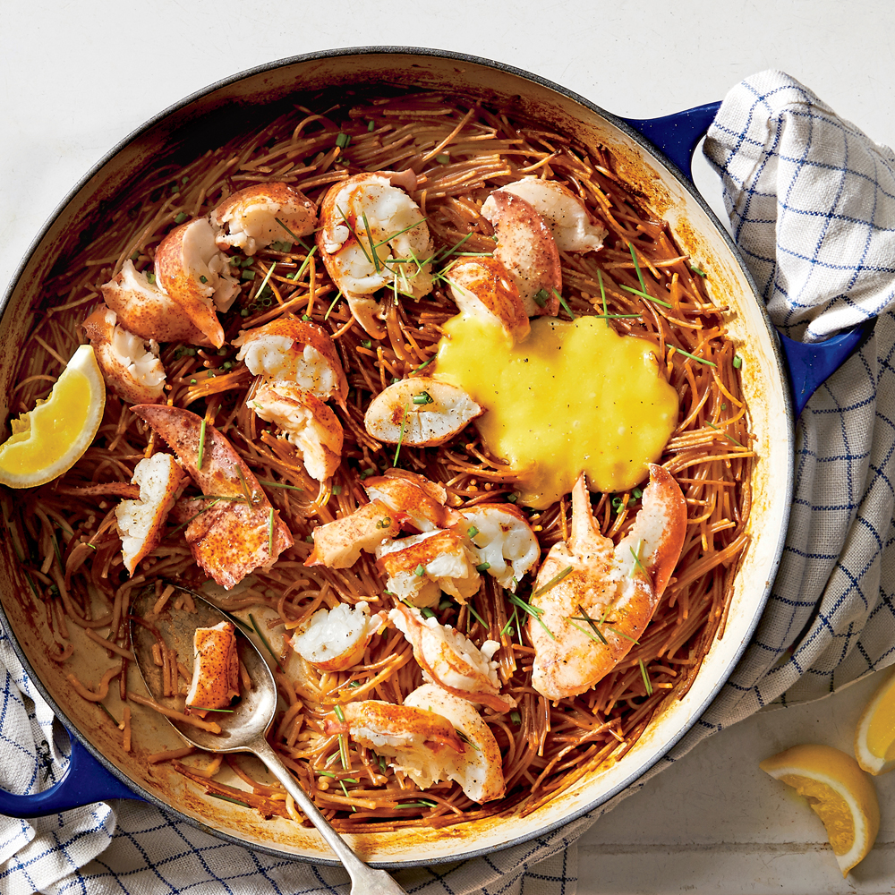 Lobster Rossejat