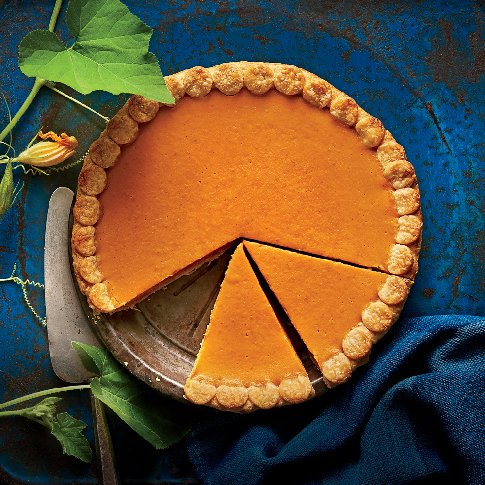 Our Easiest Pumpkin Pie Ever