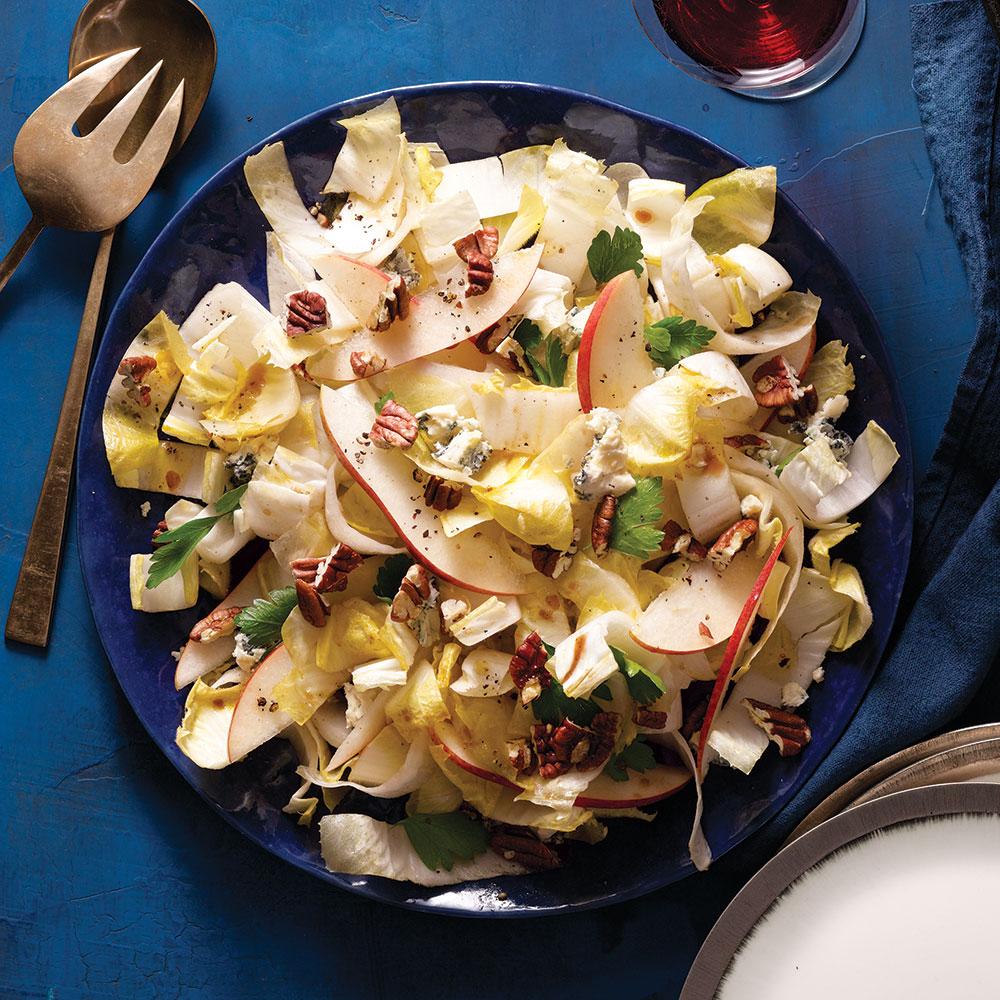 Pear And Endive Chopped Salad Recipe