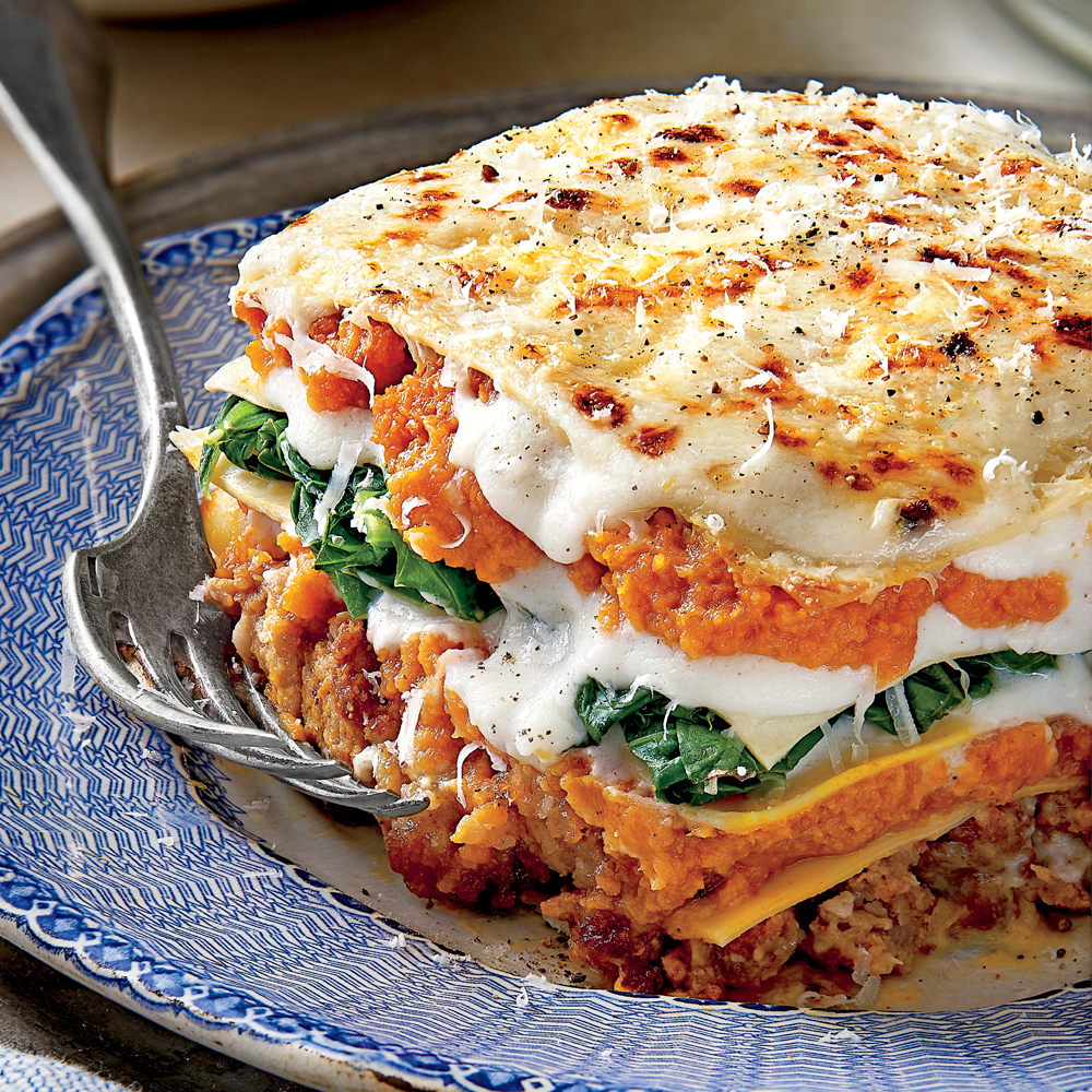 recipe: vegetarian lasagna recipe pumpkin [12]