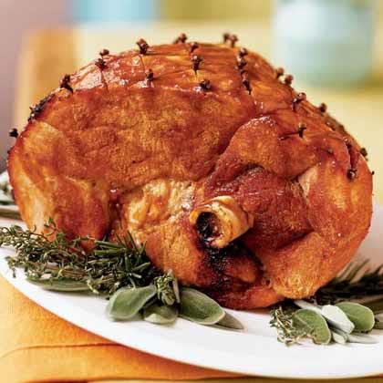Simple Baked Ham