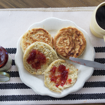 Cook With Confidence: Crumpets