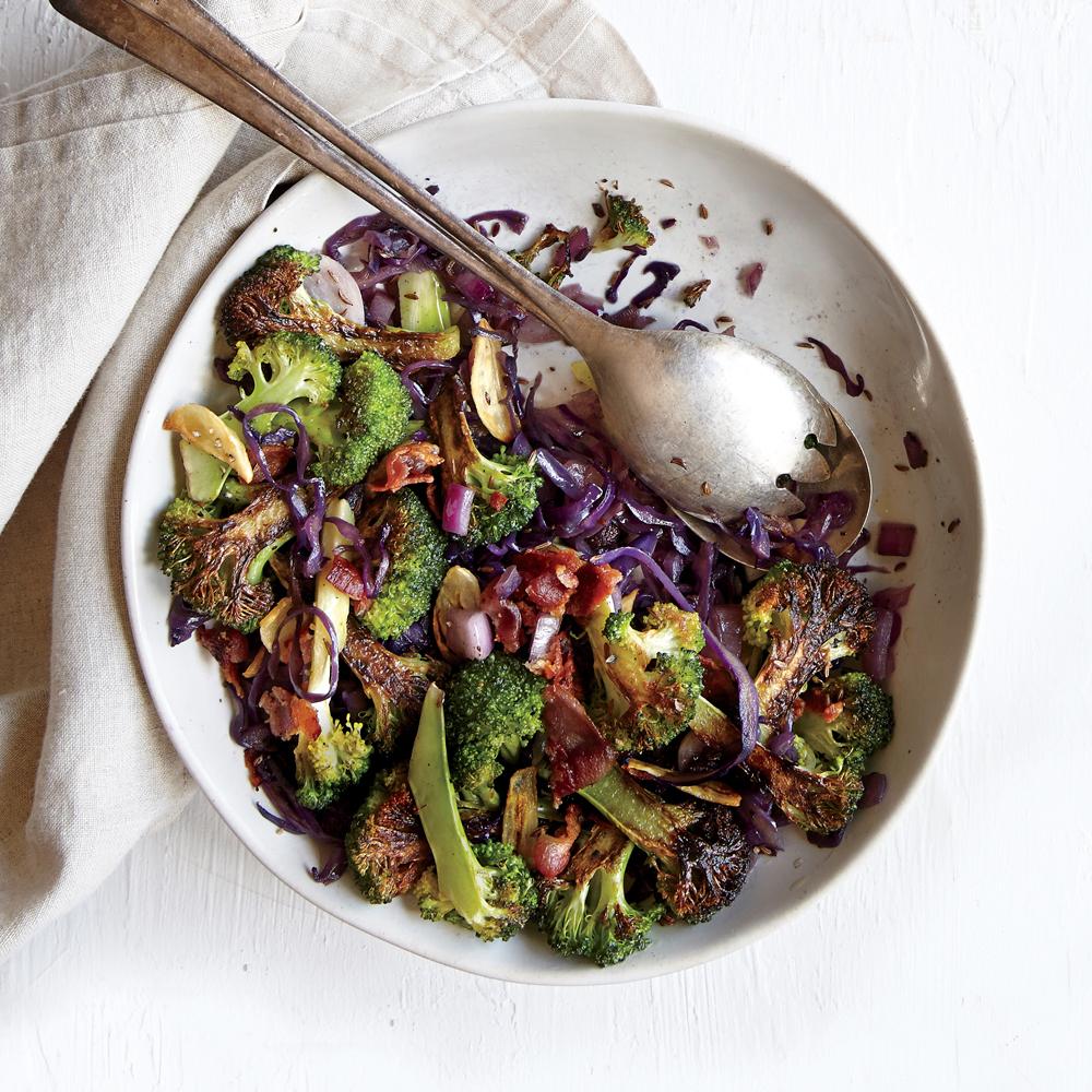 Bacon-Powered Broccoli