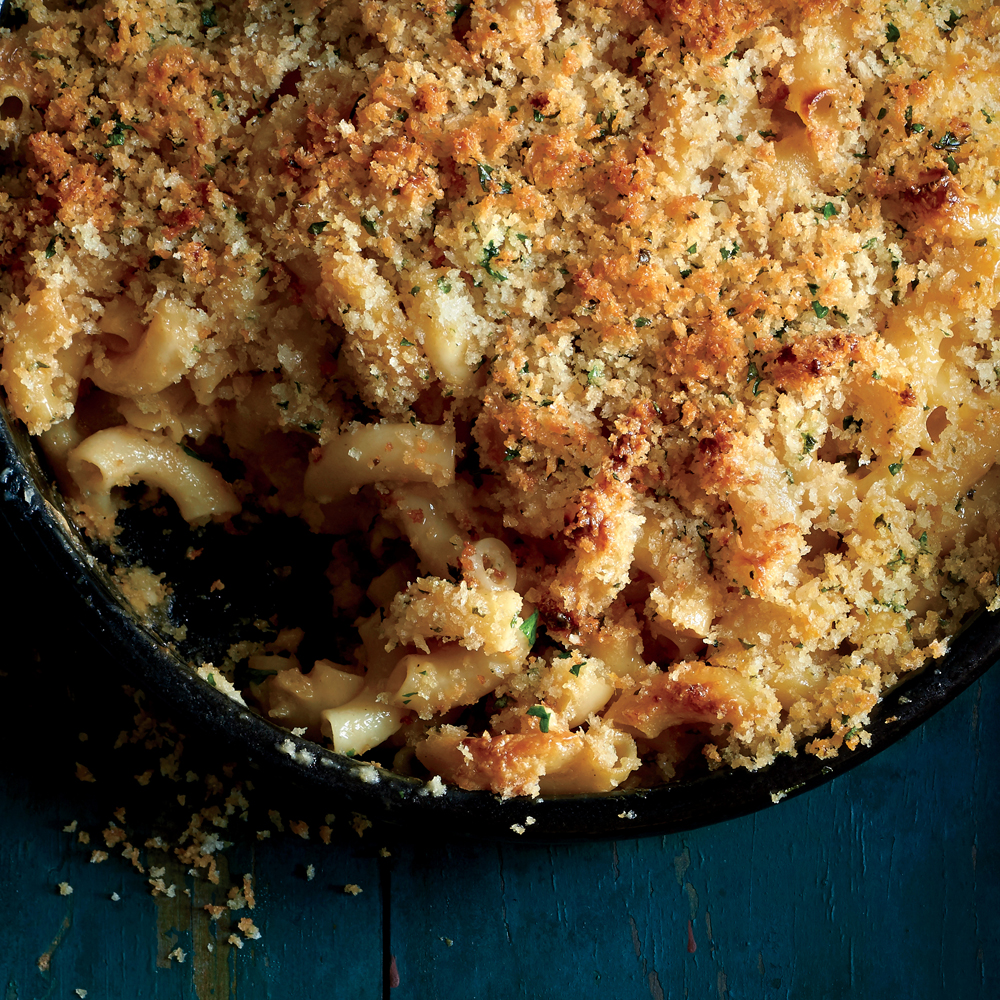 Good cheese for baked mac and