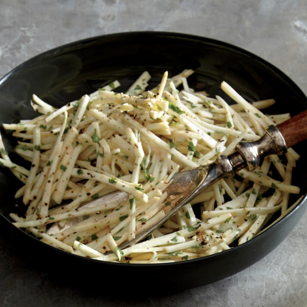 Celery Root Slaw