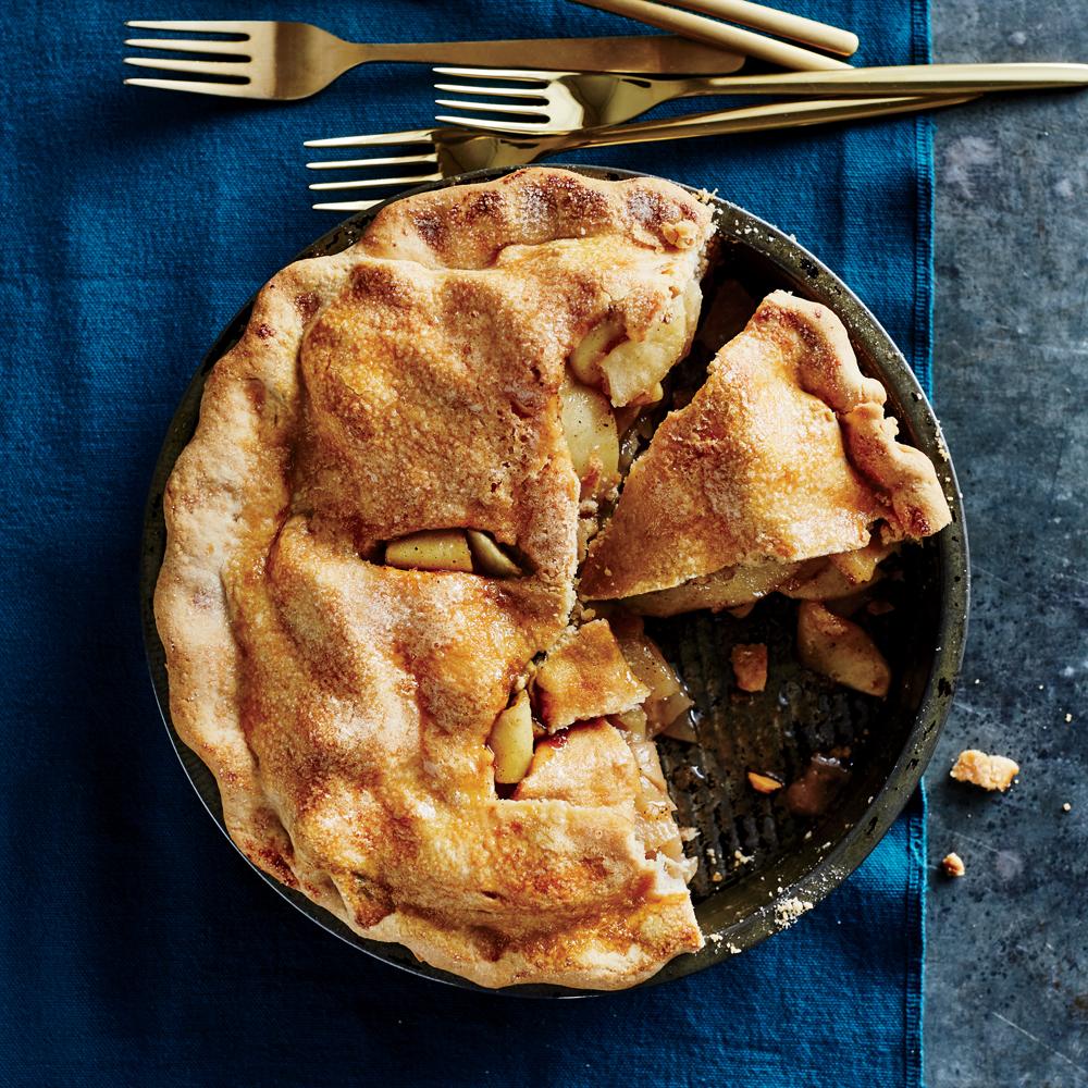 Double-Crust Apple Pie Recipe - 0   MyRecipes