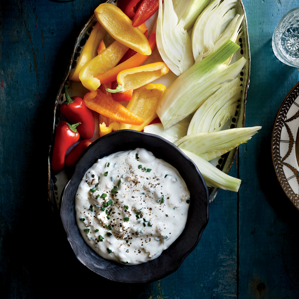 Gram's Clam Dip
