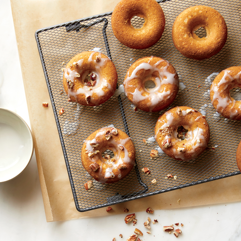 Sour Cream Doughnuts