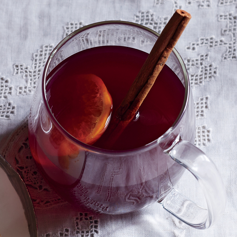 Warm Spiced (and Spiked) Cabernet