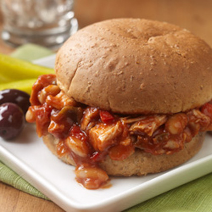 Leftover Turkey Sloppy Joes