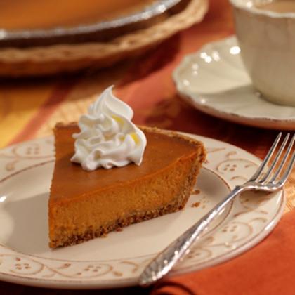 Guilt Free Pumpkin Pie