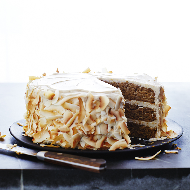 Butternut Squash Spice Cake