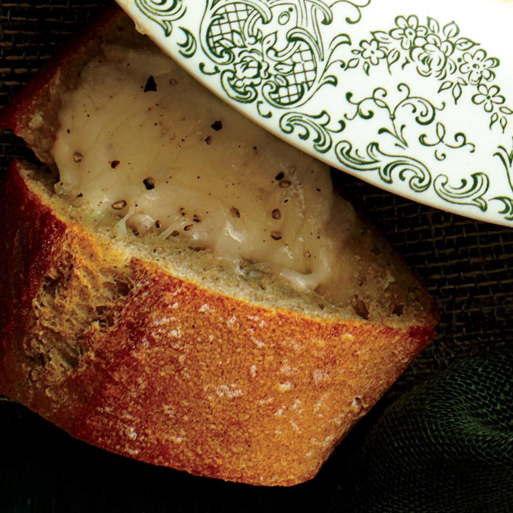 Cheesy Garlic French Bread