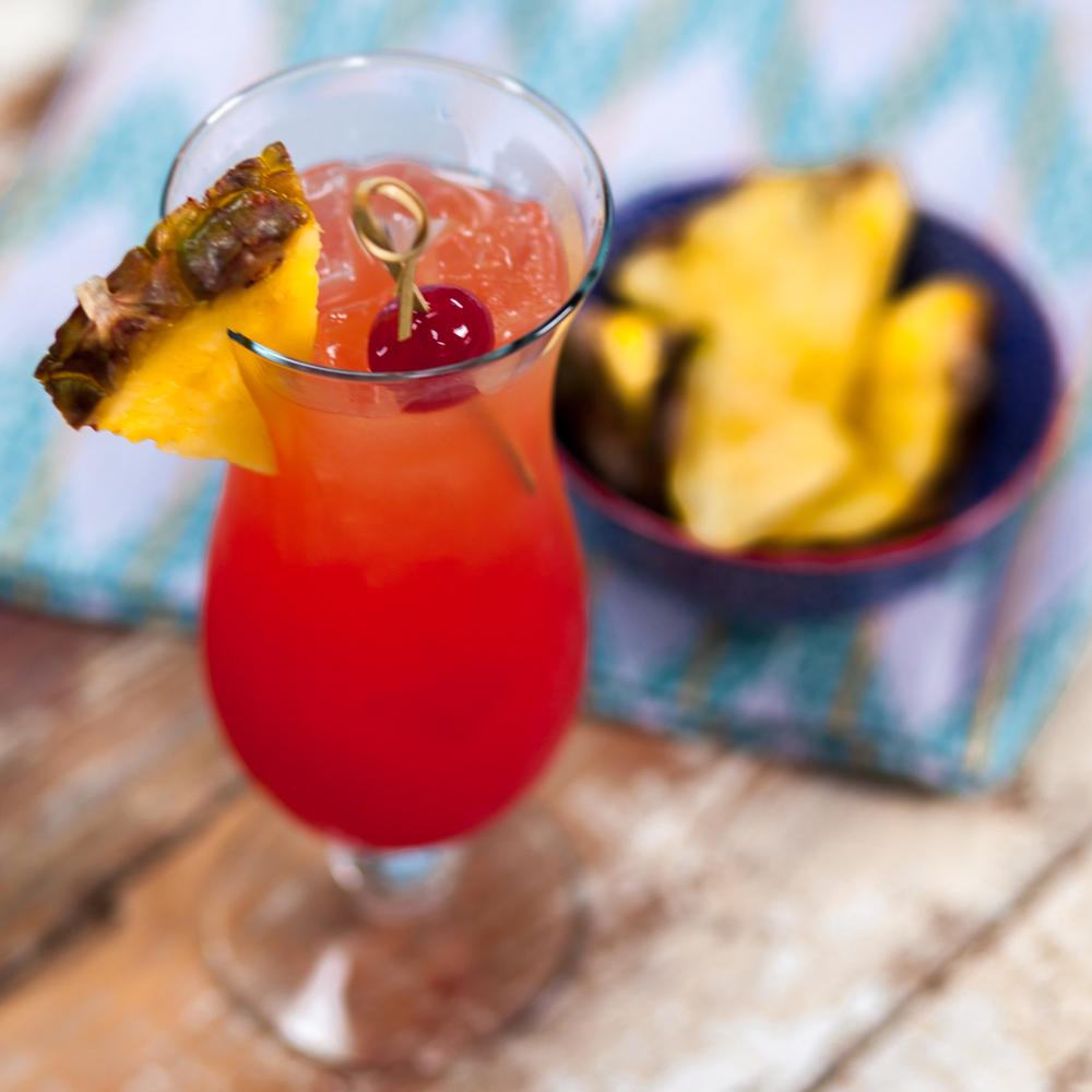 Easy Bahama Mama Drink Recipe