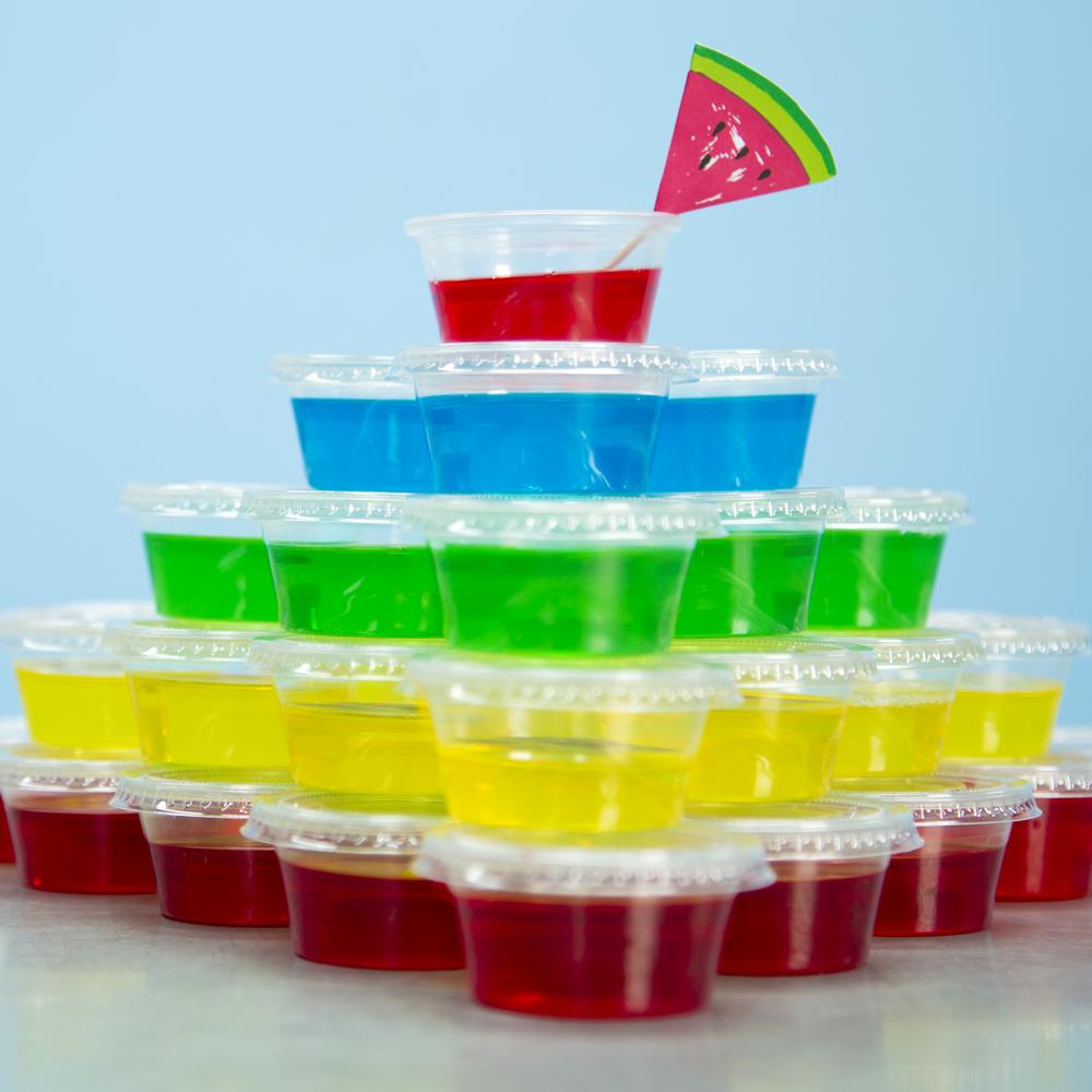 Basic Jello Shots