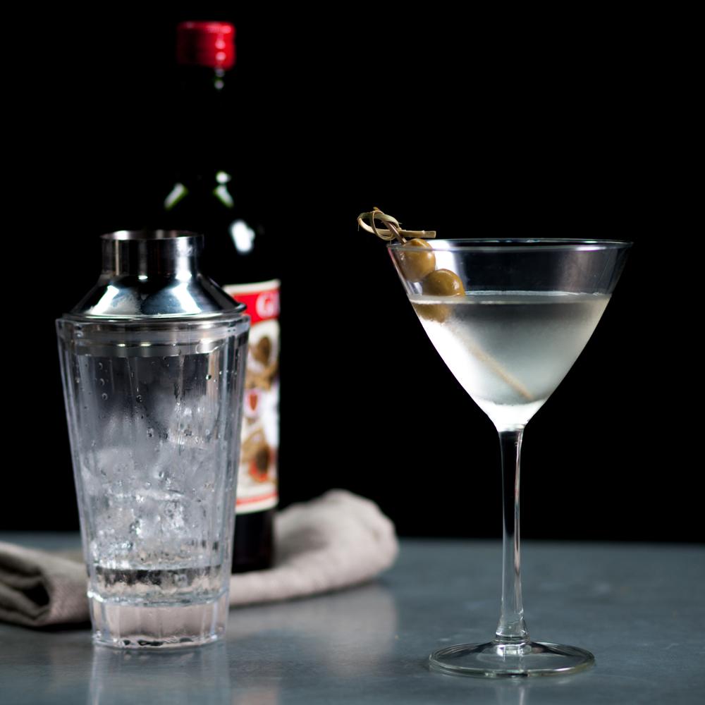 Classic Gin Martini