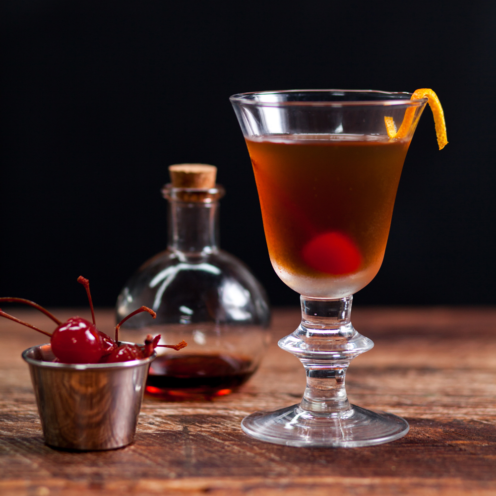 Classic Manhattan Recipe | MyRecipes