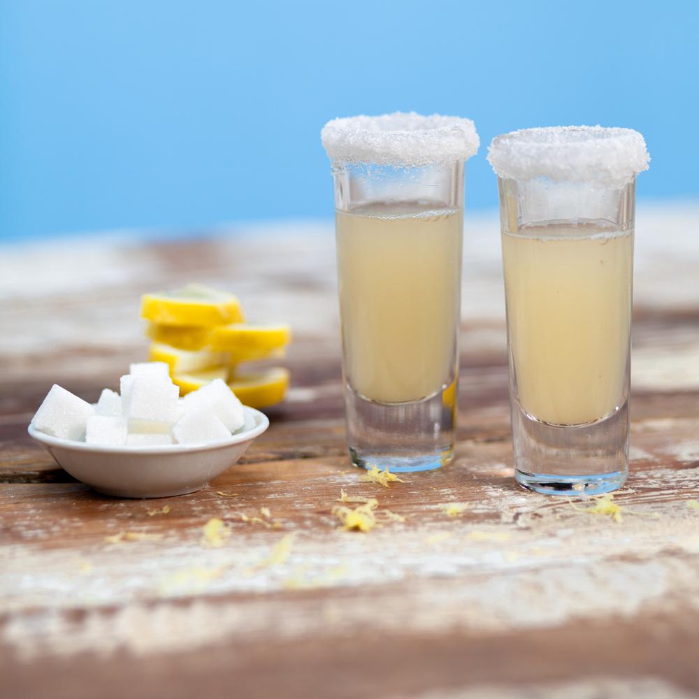 Lemon Drop Shot