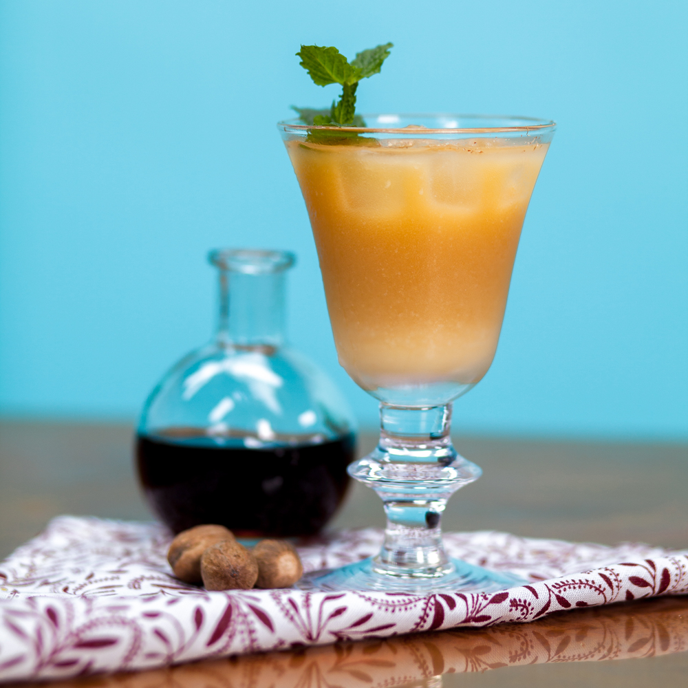 Painkiller CocktailCoco Lopez, dark rum, and fruit juices are all you need to create this refreshing, tropical cocktail.