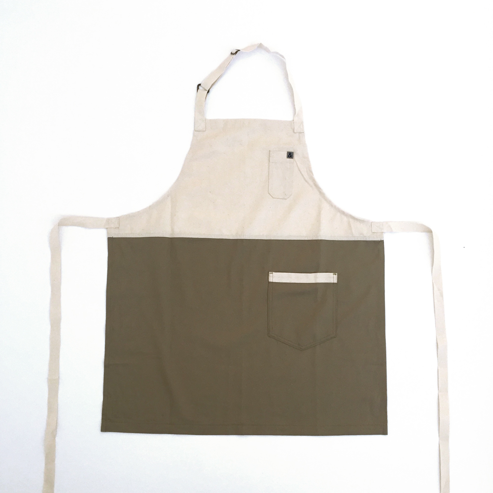 Hedley & Bennet Half & Half ApronAn apron is another necessity that a cook can't go without. Hedley & Bennett's aprons are handmade using top-grade materials such as American canvas, raw Japanese selvage denim, and European linens. This Half & Half 2.0 Apron makes a fantastic gift, and you could even add a personal touch by having it embroidered.