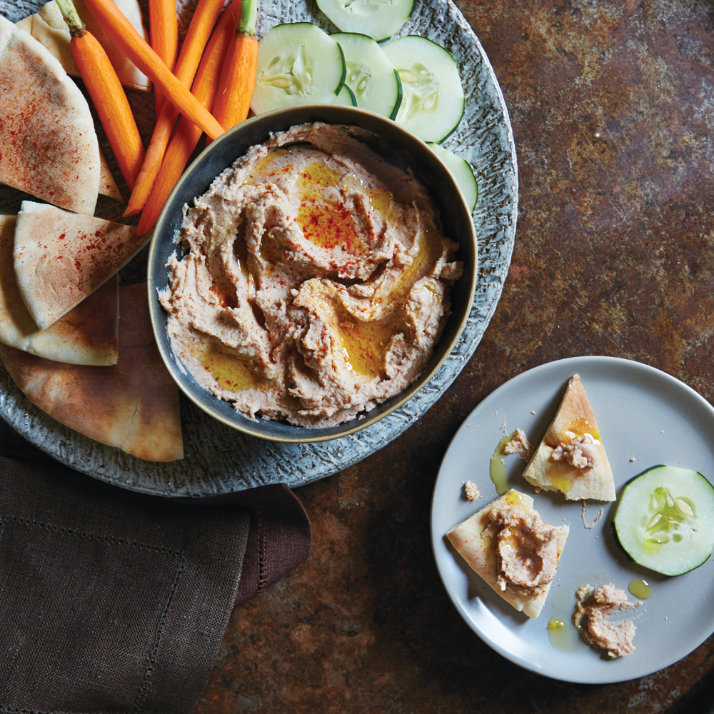 New Twists on Hummus