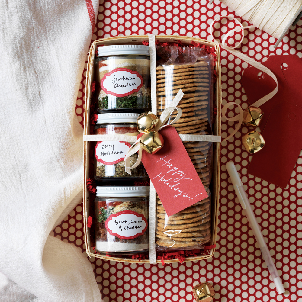 Canned gifts for christmas