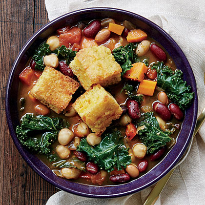 Cook With Confidence: Five-Bean Chili and Ben Mims' Perfect Cornbread