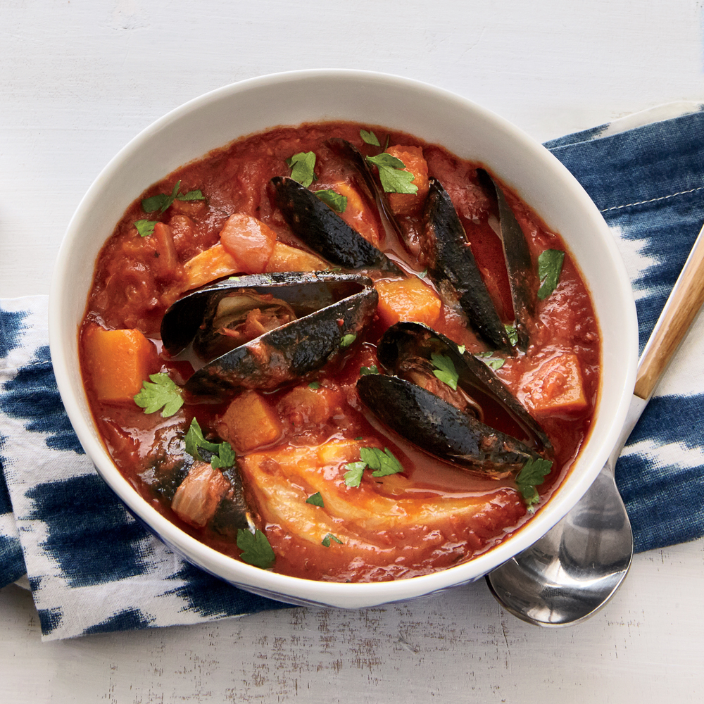 Mussel Stew