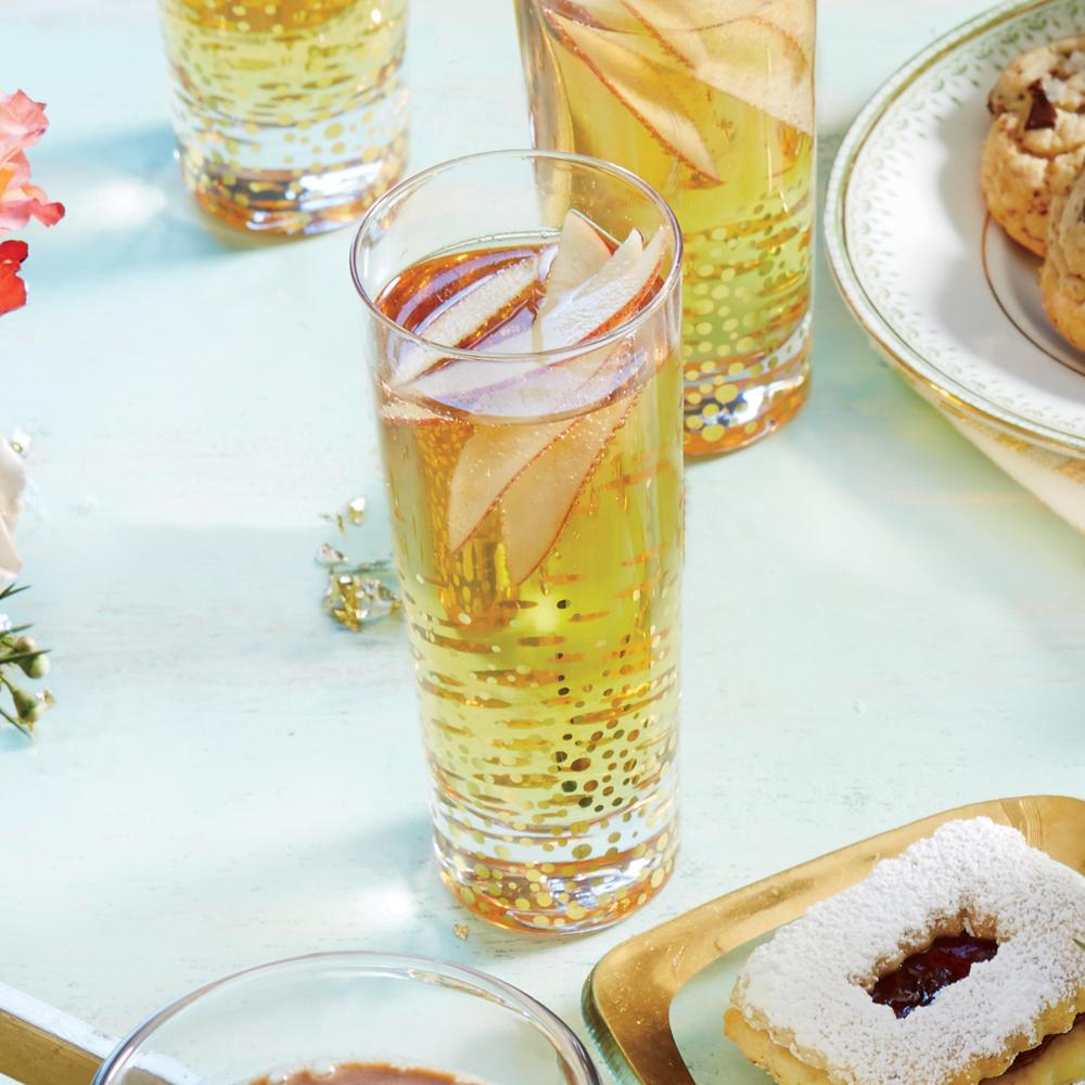 Rosy Apple Sparkler