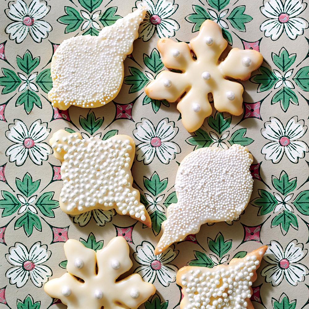 5-Ingredient Sugar Cookies