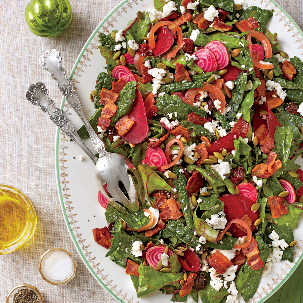 Recipes for salads images of christmas