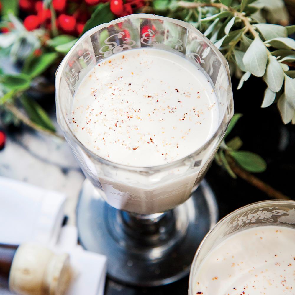Milk Punch Recipe - 3 | MyRecipes