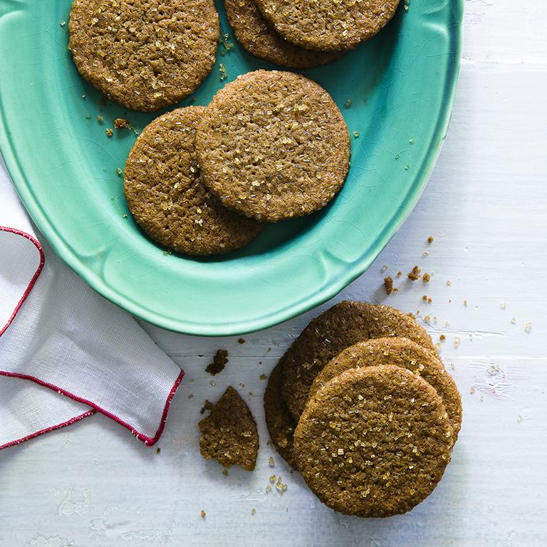 Donna's Molasses Cookies