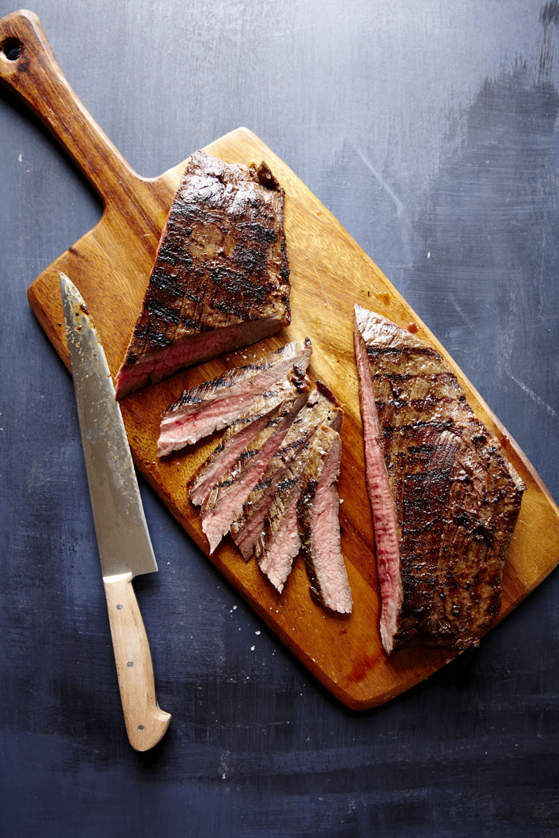 Chipotle-Marinated Steak