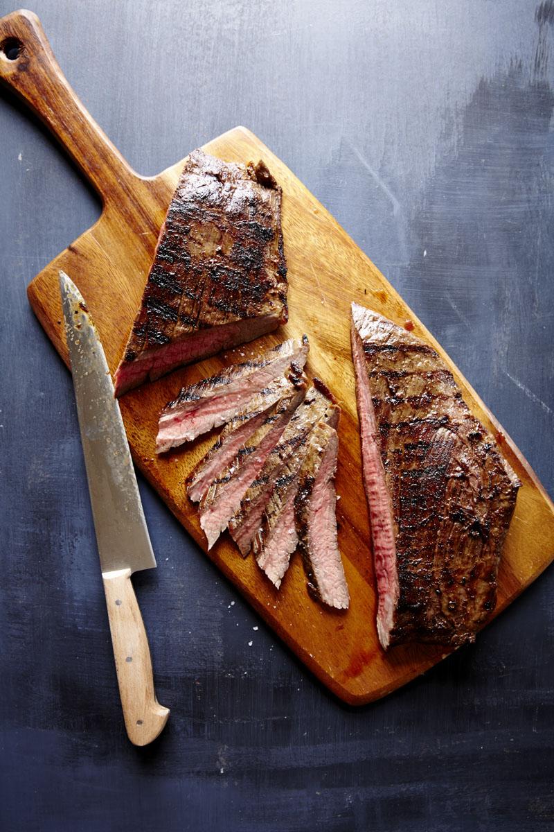 Chipotle-Marinated Steak