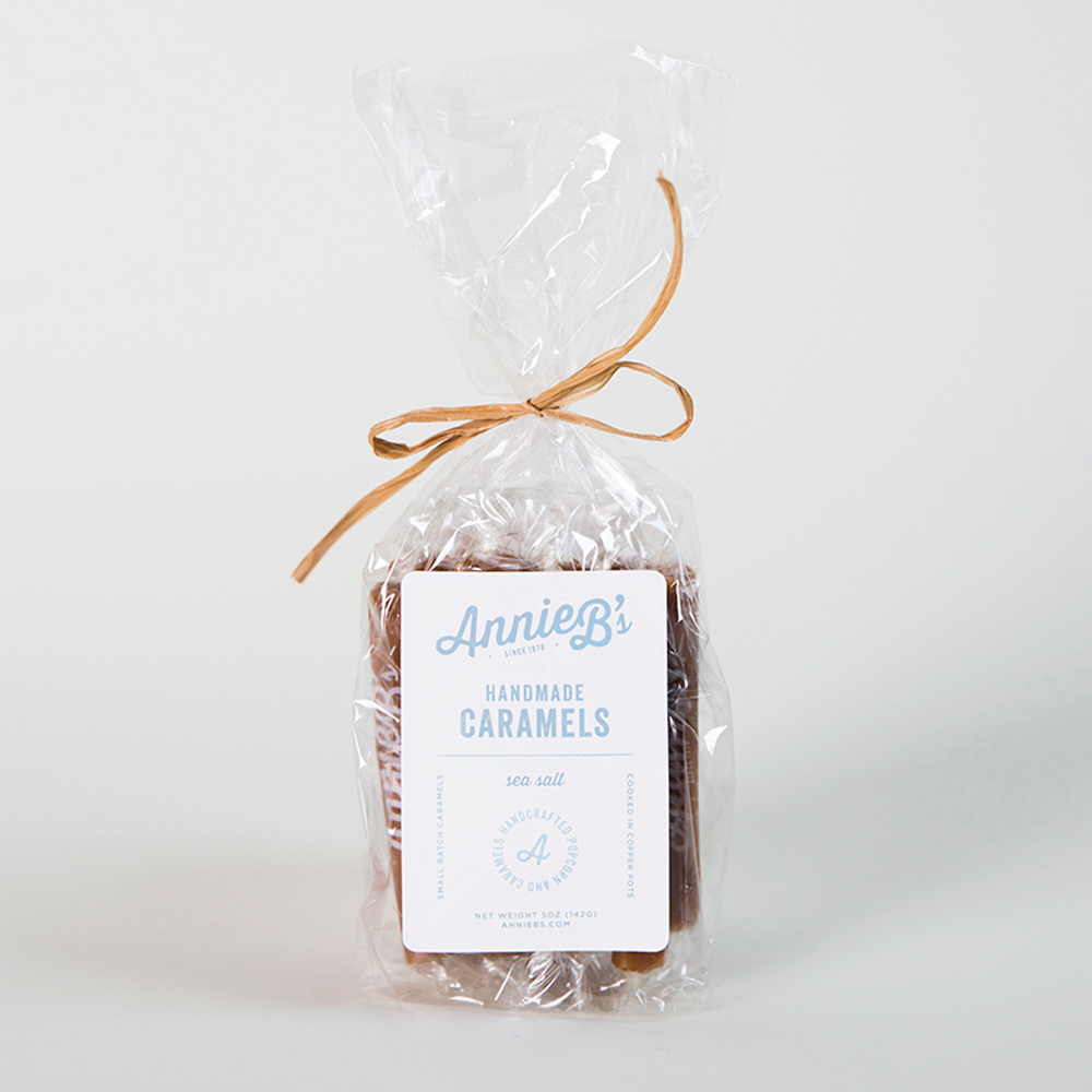 "Minnesota Family owned and operated, Annie B's Popcorn and Caramels really brings that small-batch cooking style and handmade quality that takes delicious to a whole new level. If you really want to say ""Wow,"" just try one of their handmade caramels!"